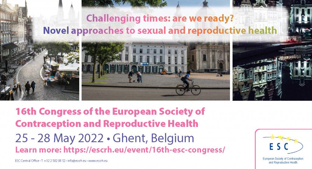 16th ESC Congress – Ghent, Belgium